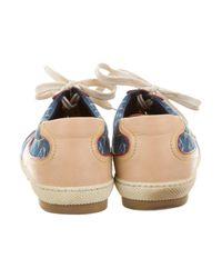 Louis Vuitton - Natural Monogram Idylle Low-top Sneakers Tan - Lyst
