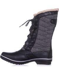 Jambu - Jbu By Lorna Cold-weather Boots, Herringbone Black - Lyst