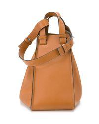 Loewe - Brown Zipped Cross Body Bag - Lyst