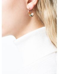 Noor Fares - Multicolor Navratna Earrings - Lyst