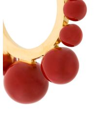 Aurelie Bidermann - Multicolor Ana Small Hoop Earrings - Lyst