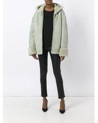 Yeezy - Multicolor Hooded Zip Jacket for Men - Lyst