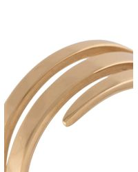Anita Ko - Multicolor Plain Coil Ring - Lyst