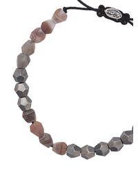 M. Cohen - Multicolor Beaded Bracelet for Men - Lyst