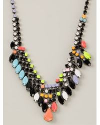 Tom Binns | Multicolor Soft Power Asymmetric Necklace | Lyst