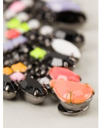 Tom Binns | Multicolor Soft Power Asymmetric Necklace | Lyst