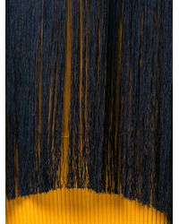 Ellery - Multicolor Star Sign Fringed Crop Top - Lyst