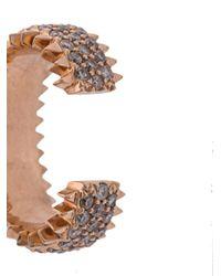 Eva Fehren - Multicolor Single Tripple Zipper Earcuff - Lyst