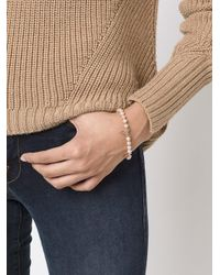 Nektar De Stagni - Multicolor 'costa Mesa Exclusive' Pearls Bracelet - Lyst