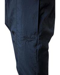 Vetements - Blue X Reebok Biker Track Pants for Men - Lyst