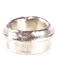 1-100 | Metallic 56 Ring | Lyst