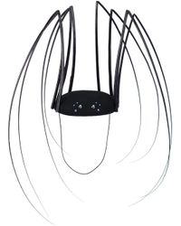 Piers Atkinson - Black Quill Spider Fascinator - Lyst