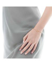 Tiffany & Co | Multicolor Pierced Bracelet | Lyst