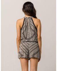 O'neill Sportswear - Multicolor Mandy Womens Romper - Lyst