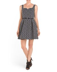 Tj Maxx - Gray Kristen Dress - Lyst