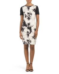 Tj Maxx - Multicolor Dakota Floral Print Dress - Lyst