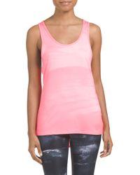 Tj Maxx - Pink Abstract Print Tank - Lyst