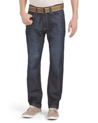 Tj Maxx - Blue Slim Straight Corbin Wash Jean for Men - Lyst