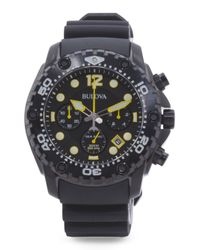 Tj Maxx - Black Men's Sea King Chronograph Watch for Men - Lyst