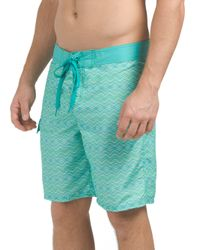 Tj Maxx - Blue Striped Board Short for Men - Lyst
