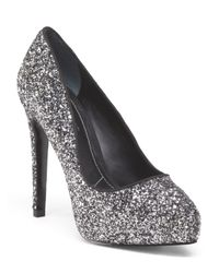 Tj Maxx - Black Hidden Platform Pump - Lyst