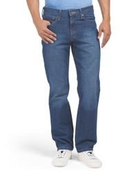 Tj Maxx - Blue Straight Leg Jean for Men - Lyst