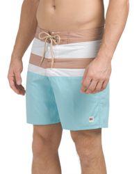 Tj Maxx - Blue Belmont Board Short for Men - Lyst