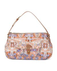 Tj Maxx - Pink Summer Mosaic Shoulder Bag - Lyst