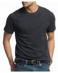 Todd Snyder - Champion Classic T-shirt In Black Mix for Men - Lyst