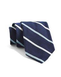 Todd Snyder - Blue St. Marks Multi Stripe Tie In Navy for Men - Lyst