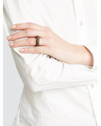 Tomas Maier - Multicolor Stackable Ring - Lyst