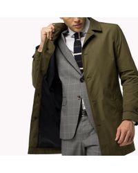 Tommy Hilfiger - Green Hilfiger Mac for Men - Lyst