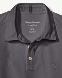 Tommy Bahama - Gray Tropicool Islandzone® Polo for Men - Lyst