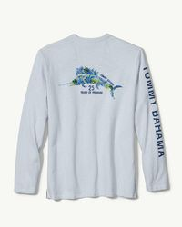 Tommy Bahama - Blue Paradise 25 Billboard Marlin Lux T-shirt for Men - Lyst
