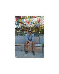 TOMS - Beachmaster Matte Black Polarized for Men - Lyst