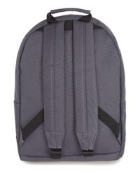 Topman Gray Mi Pac Canvas Backpack* for men