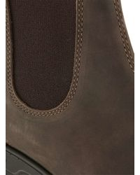 Topman - Blundstone Brown Suede Water Repellent Boots for Men - Lyst