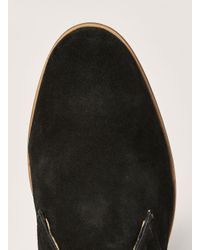Topman - Black Suede Chukka Boot for Men - Lyst