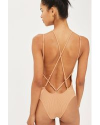 Minimale Animale - Natural Swimsuit By - Lyst
