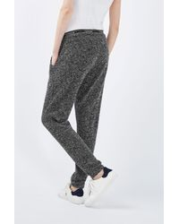TOPSHOP - Gray Maternity Branded Joggers - Lyst
