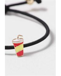 TOPSHOP - Red Soda Bracelet - Lyst