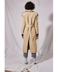 TOPSHOP - Natural Classic Trench Coat By Boutique - Lyst