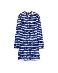 Tory Burch - Blue Hollie Dress - Lyst