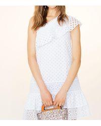 Tory Burch - White Zoe Dress - Lyst