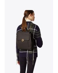Tory Burch - Black Chelsea Backpack - Lyst