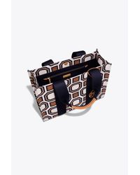Tory Burch - Multicolor Printed Tory Tote - Lyst