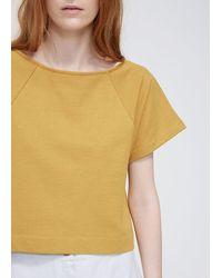 Ilana Kohn - Yellow Mayes Shirt - Lyst
