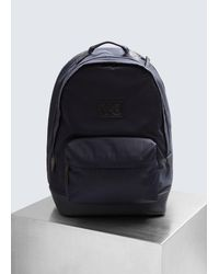 Y-3 - Blue Techlite Backpack - Lyst