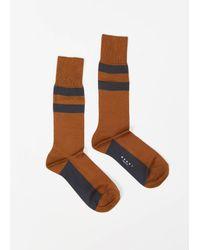 Marni | Brown Marron Sock for Men | Lyst
