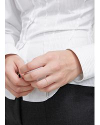 Gabriela Artigas - Metallic 14k Yellow Gold Ball Chain Ring for Men - Lyst